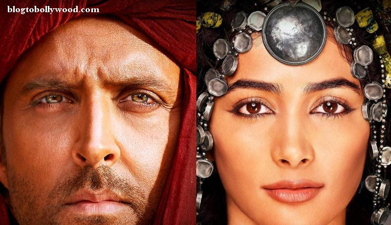 Check out the brand new posters of Mohenjo Daro ft. Hrithik and Pooja