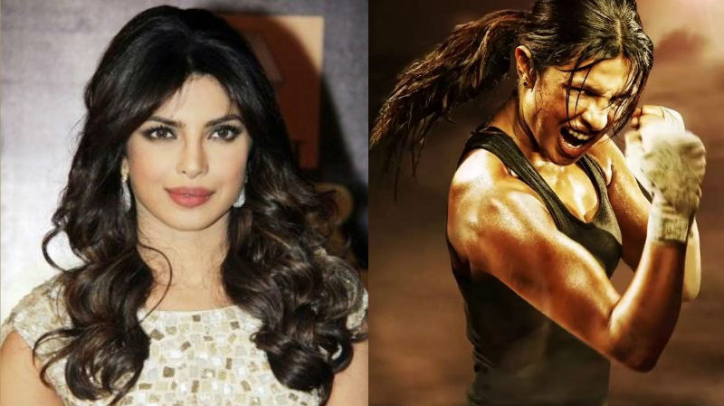 5 Most Amazing Transformations Bollywood Actresses went through for a movie- Priyanka Chopra Change
