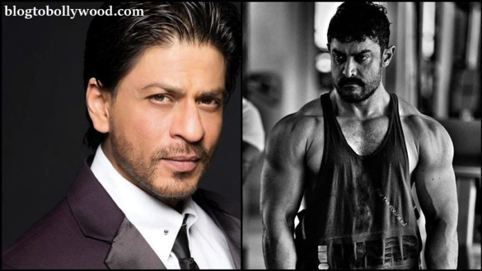 Shah Rukh Khan says Aamir Khan is very disciplined, I can never be like him