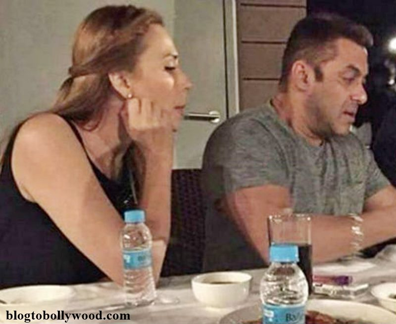 Well Well! Lulia Vantur to feature in Salman Khan's next film!