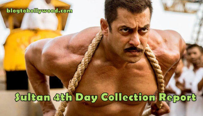 Sultan 4th Day Collection Update: Another Huge Day At Box Office