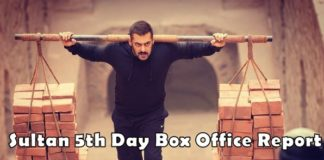 Box Office Report: Sultan 5th Day Collection, All Set To Enter 200 Crore Club