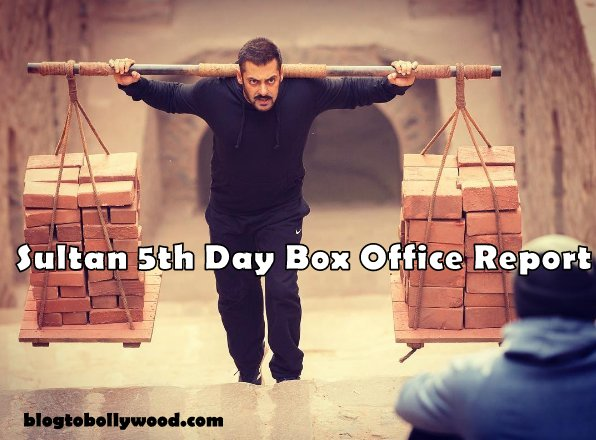 Sultan 5th Day Collection: Total 5 Days Box Office Collection- 180.36 Crores