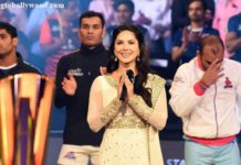 Sunny Leone sings the National Anthem, was proud and nervous to do it!