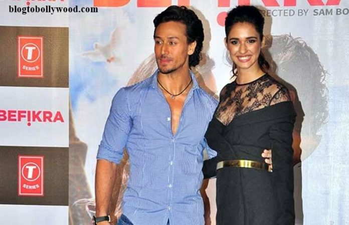 Finally! Tiger Shroff and Disha Patani may be seen together in Munna Micheal