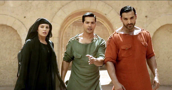 Dishoom 6th Day Collection: 10th highest groosser of 2016
