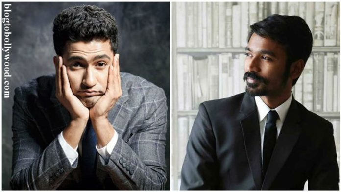 Surprising! Dhanush replaces Vicky Kaushal in Bejoy Nambiar's next movie