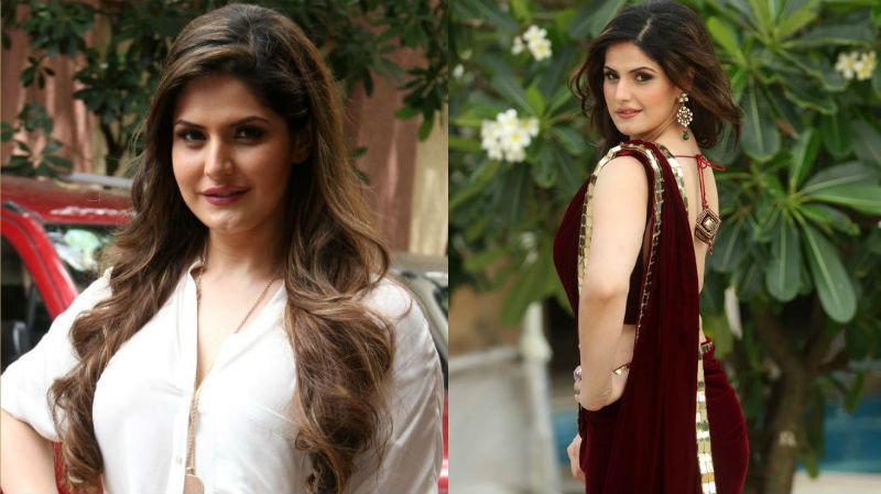 5 Most Amazing Transformations Bollywood Actresses went through for a movie- Zareen Khan Change