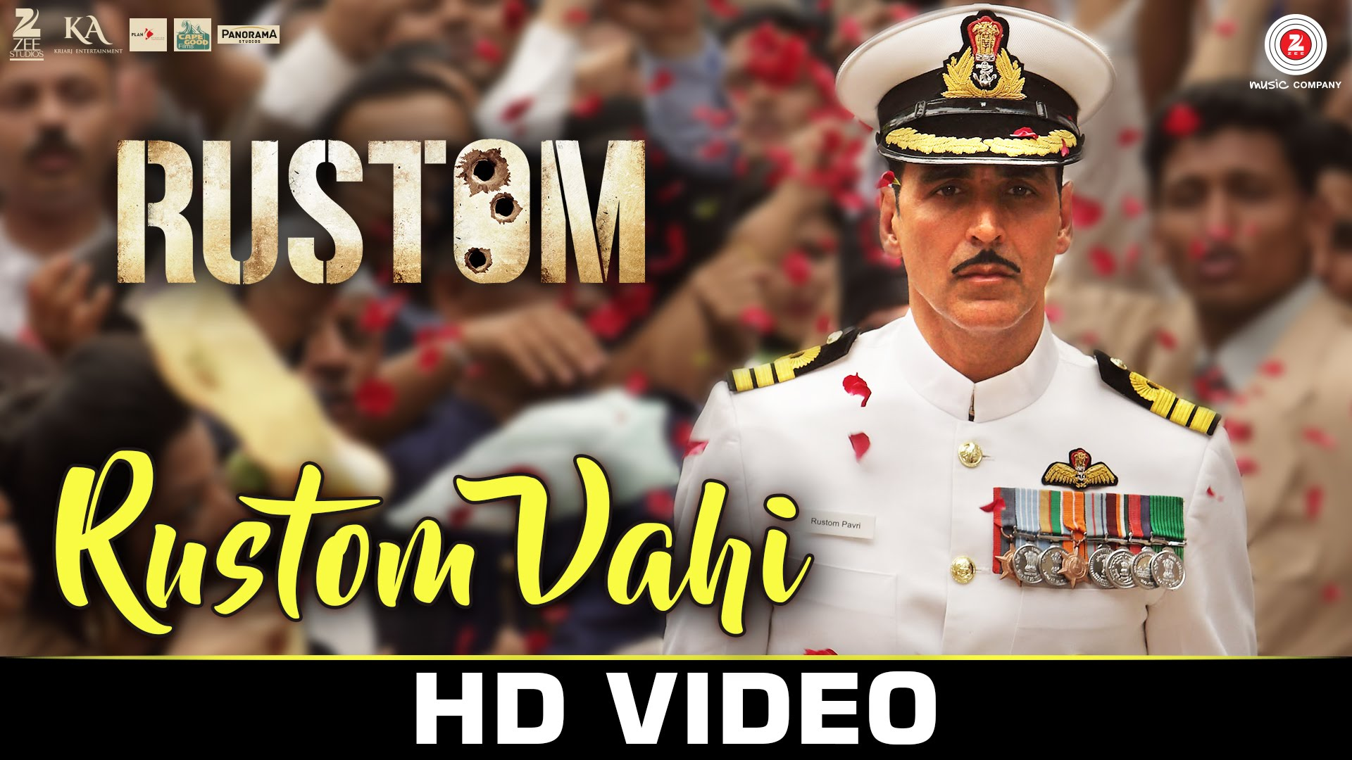 Rustom Vahi song tells us a lot more about the story behind the '3 Shots'