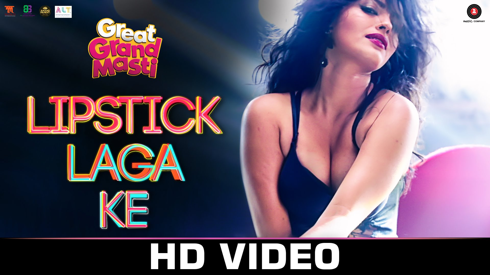 New Song Alert: Sonali Raut gets it on with the 'Masti' boys in Lipstick Laga Ke