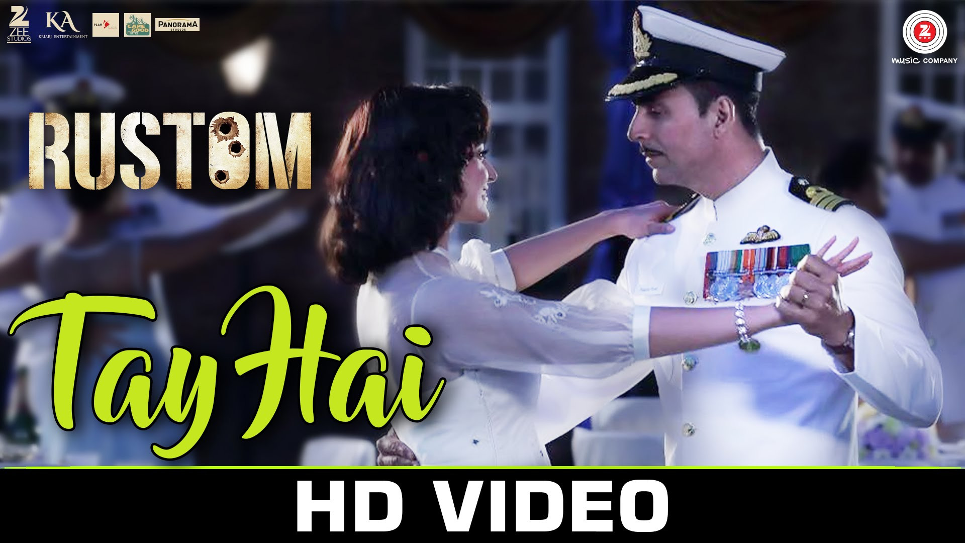 Another amazing love ballad 'Tay Hai' from Rustom in Ankit Tiwari's voice