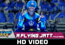 A flying jatt video song