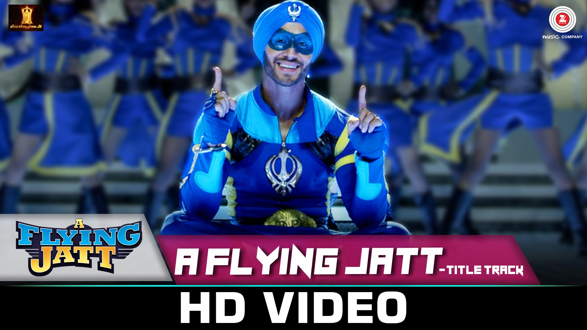 New Song Alert | A Flying Jatt Title Track is here, don't miss it!