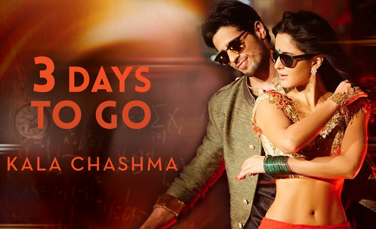 Kala Chashma Teaser: Time To To Swag It Up With Sidharth And Katrina
