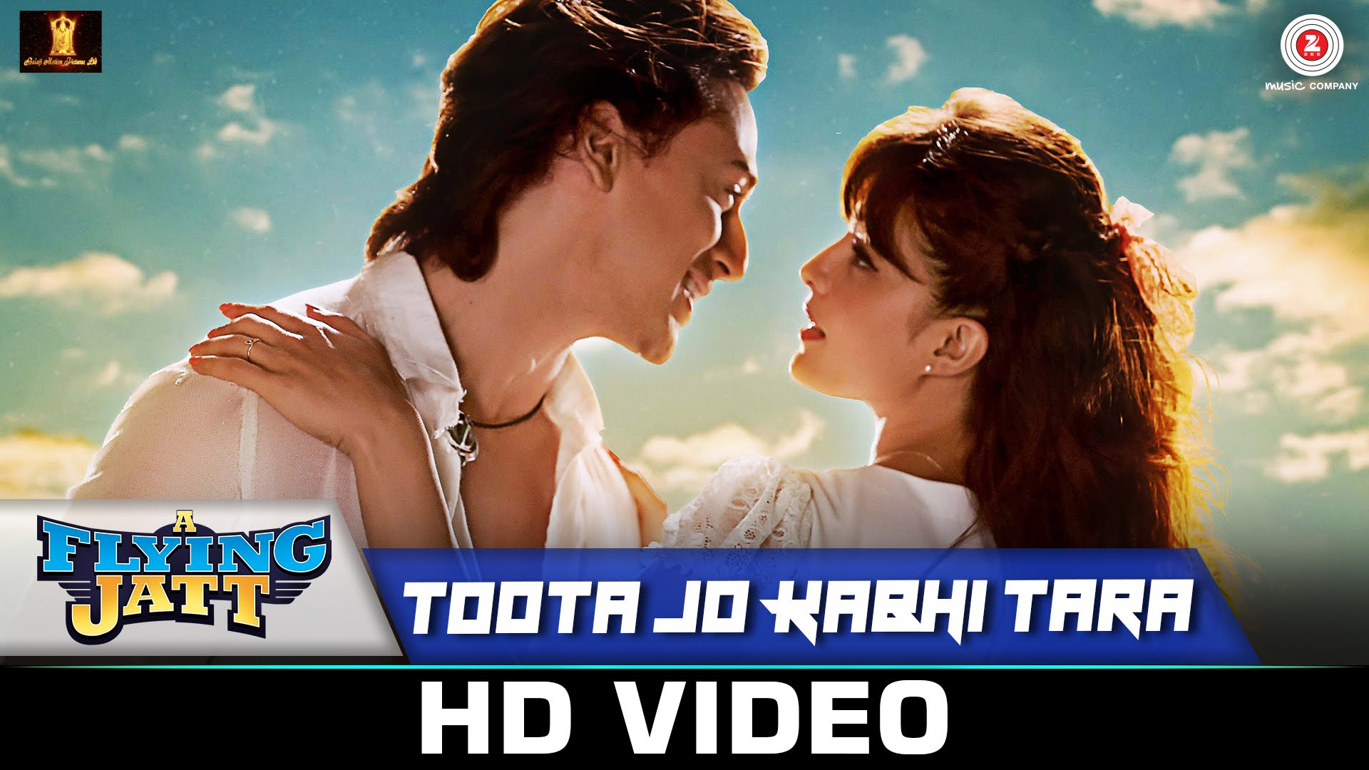 Fall in love in A Flying Jatt's style with Toota Jo Kabhi Tara song!