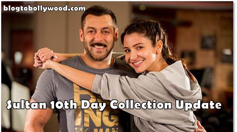 Salman Khan's Sultan Collection: 10th Day at Box Office Report