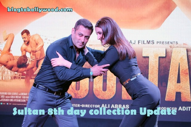 Sultan 8th Day Collection Update: Second Wednesday Box Office Report