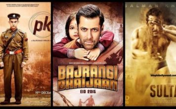 Bollywood Box Office - 10 Highest Grossing Bollywood Films In Overseas