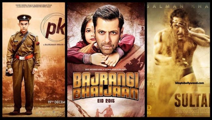 Top 10 Highest Grossing Bollywood Movies In Overseas, Khans Of Bollywood Ruling