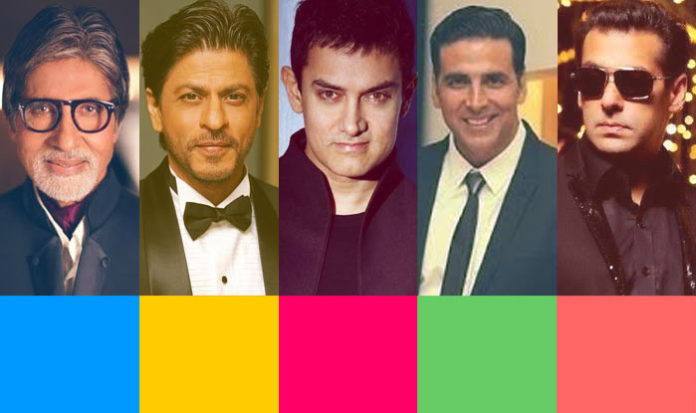 20 Most Followed Bollywood Celebrities on Social Media Platforms