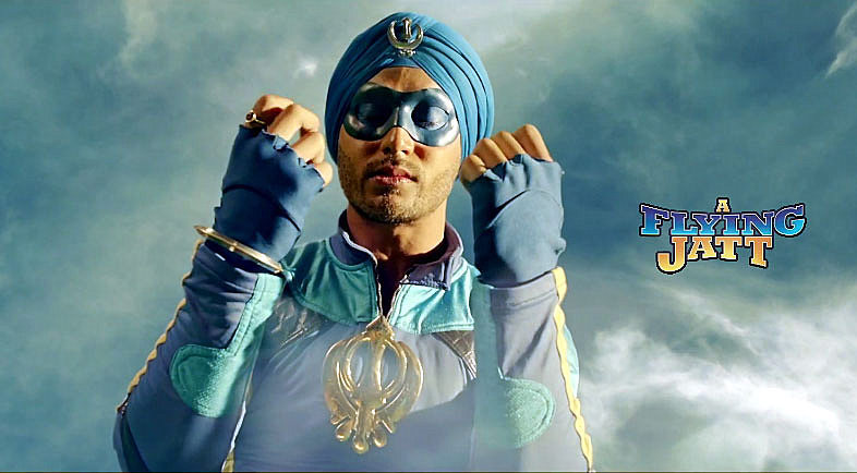 A Flying Jatt 8th Day Collection: Flat