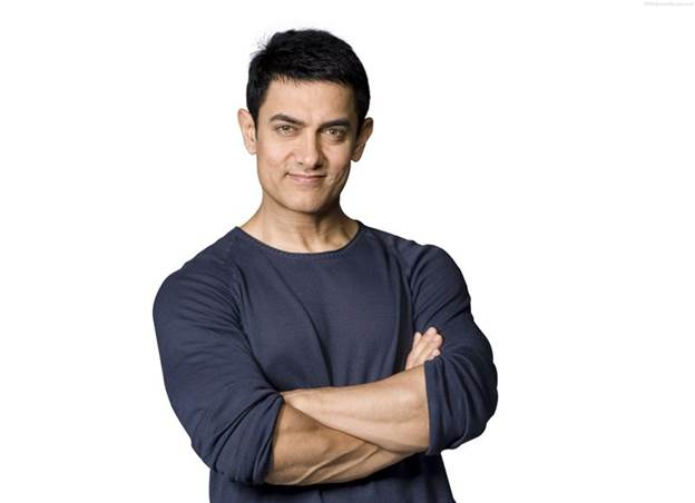 Aamir Khan at no. 6