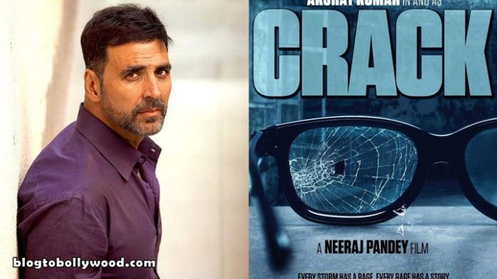 Crack release date: Akshay filmwill release on Republic Day 2017