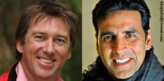 Australian Cricketer Glenn McGrath would like Akshay Kumar to play him in his biopic!