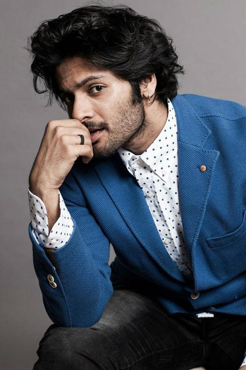 10 Hot Pictures of Ali Fazal, the next star in the making!- Ali Blue