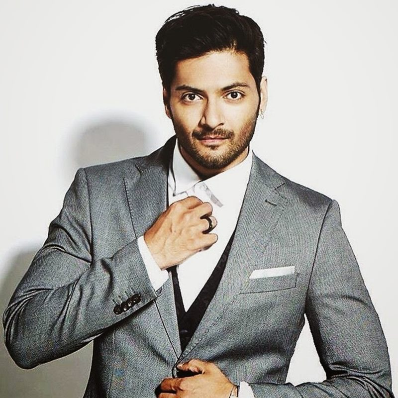 10 Hot Pictures of Ali Fazal, the next star in the making!- Ali Grey Suit
