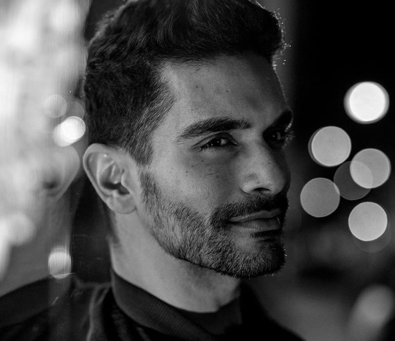10 Hot Pictures of Angad Bedi that will make you wish he was your man!- Angad Face