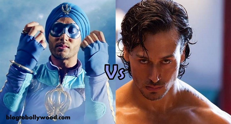 Will 'A Flying Jatt' Beat The Opening Day Collection Of 'Baaghi' & Heropanti?