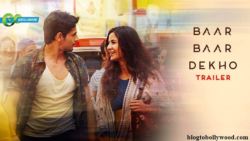 Baar Baar Dekho Trailer Review- It's going to be a perfect entertainer!