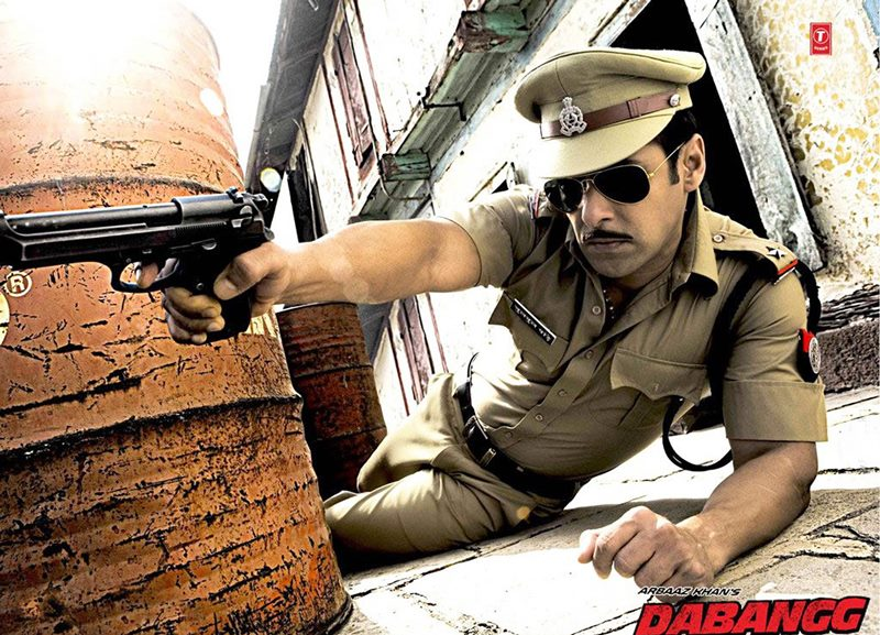 10 Most successful movie franchises of Bollywood- Dabangg