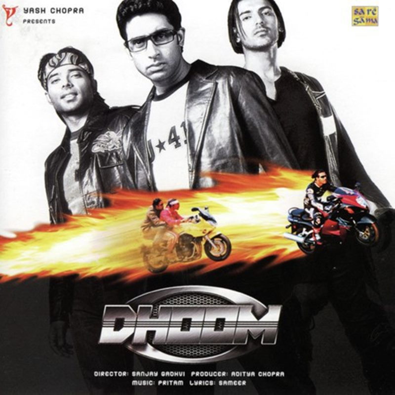 10 Most successful movie franchises of Bollywood- Dhoom