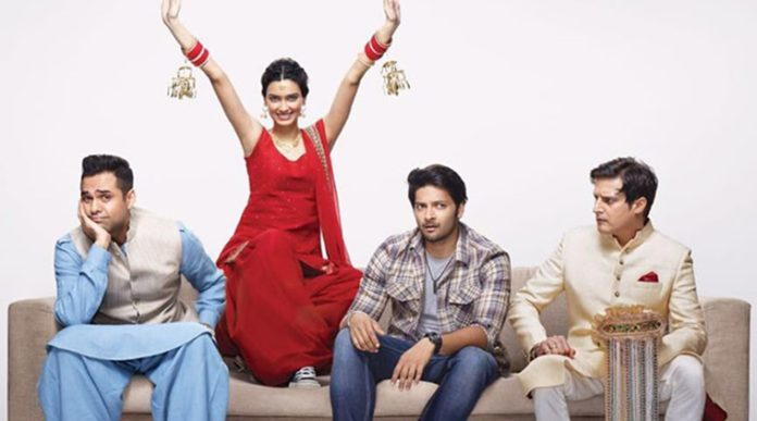 Happy Bhag Jayegi Third Week Collection: Happy Bhag Jayegi Had A Good Third Week At The Box Office, Collected 3.5 crores.