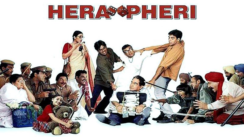 10 Most successful movie franchises of Bollywood- Hera Pheri