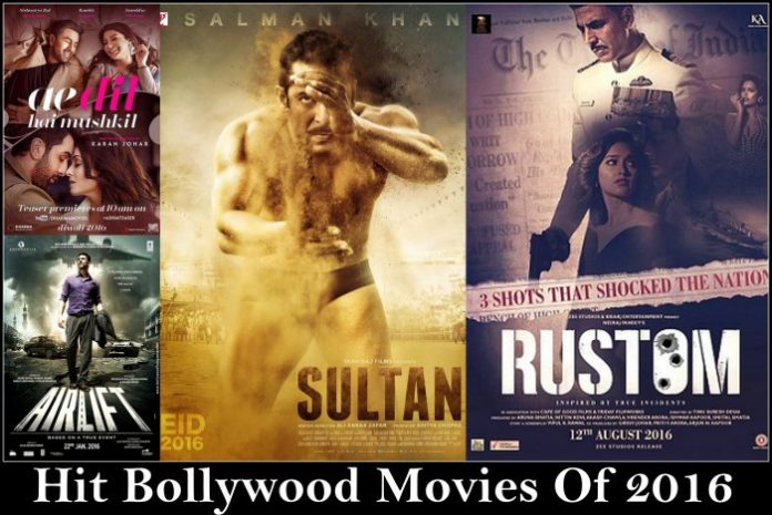 Hit Bollywood Movies Of 2016: Bollywood 2016