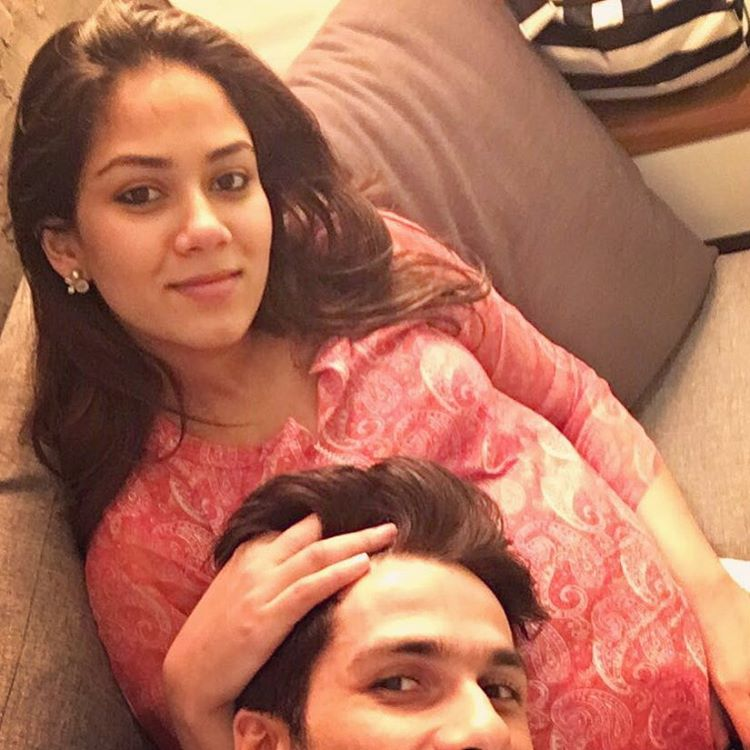 It's A Baby Girl For Shahid Kapoor And Mira Rajput Kapoor