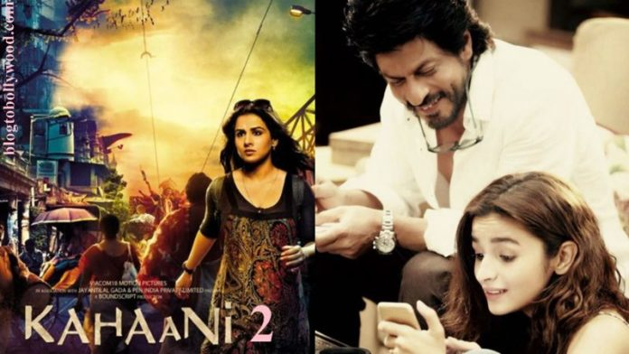 Thank God! Kahaani 2 and Dear Zindagi won't be releasing on the same date now