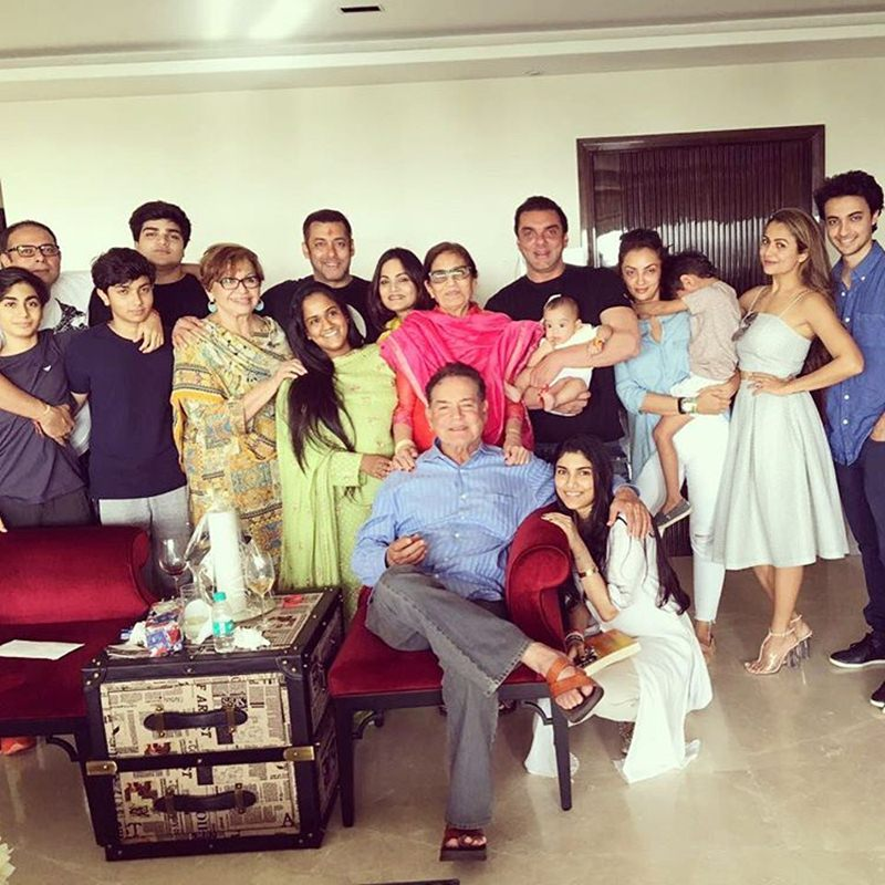 Pictures | Arpita Khan Sharma shared some great pics of the Khan's Rakhi celebration- Khan family 2