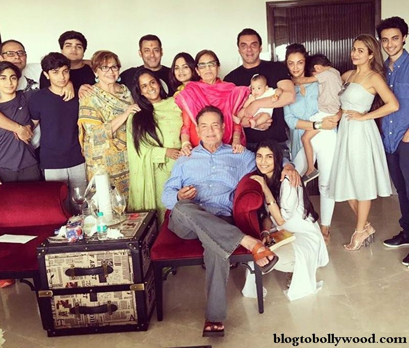 Pictures | Arpita Khan Sharma shared some great pics of the Khan's Rakhi celebration