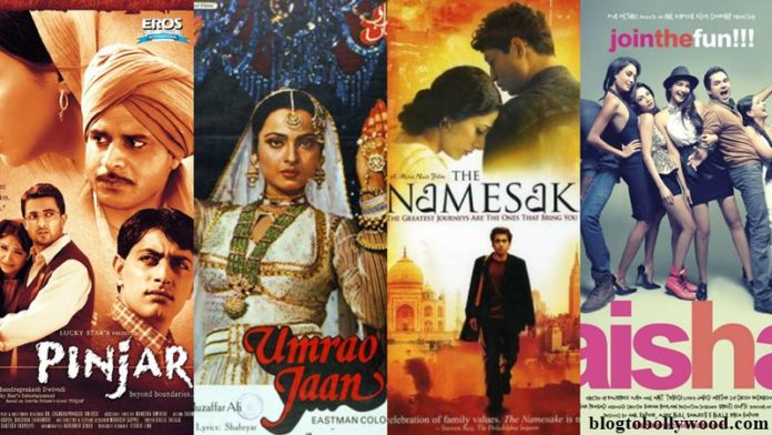 Top 10 Bollywood Movies based on Best Seller Novels