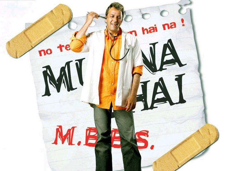 10 Most successful movie franchises of Bollywood- Munnabhai