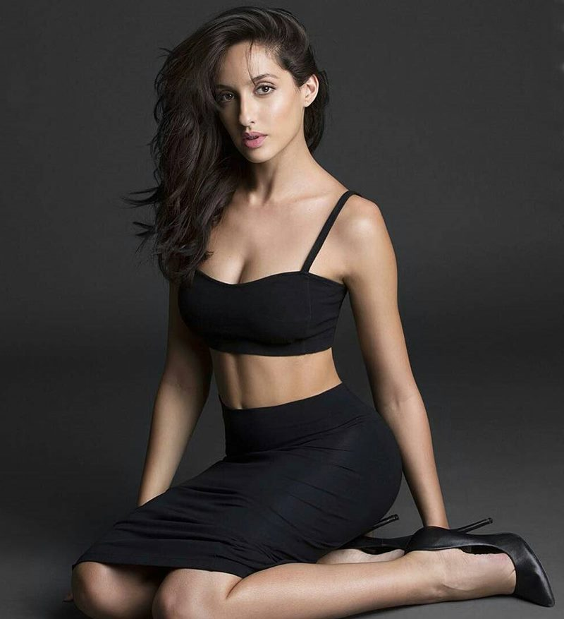 15 Hot Pictures of Nora Fatehi that will spice up your day right up!- Nora Black