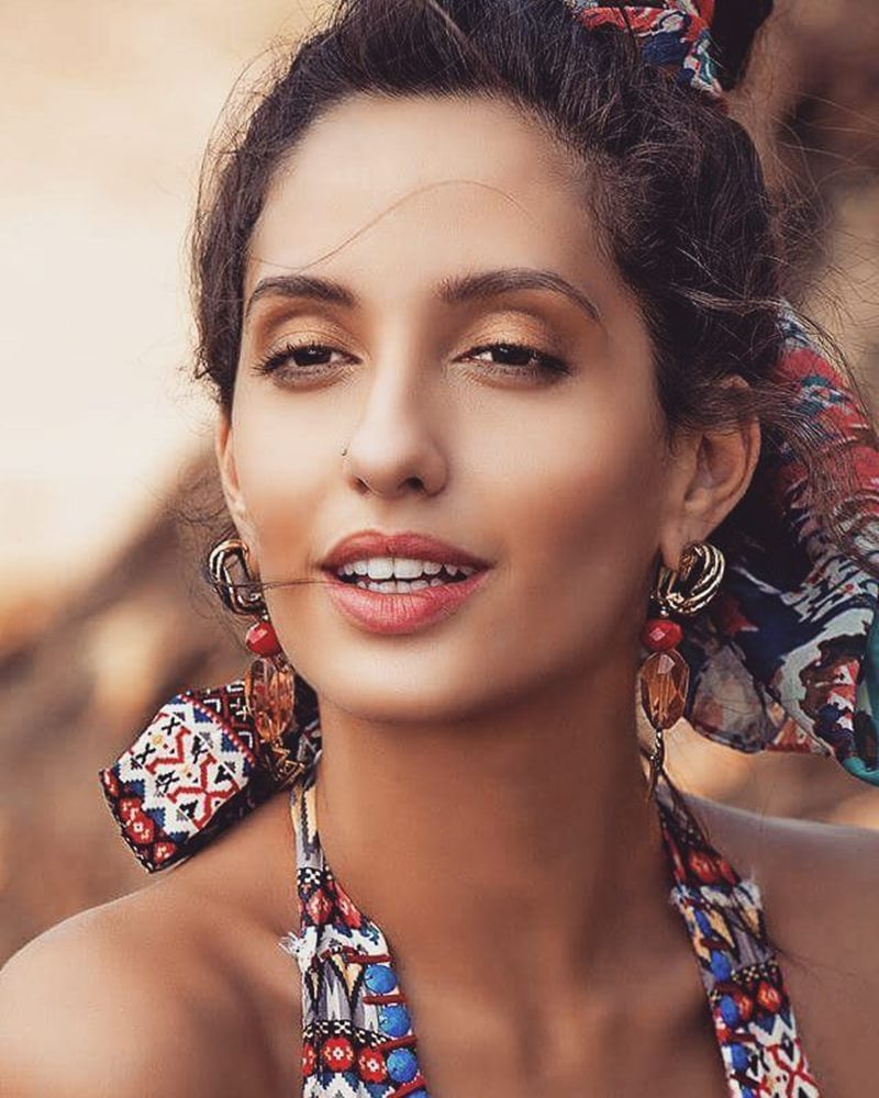 15 Hot Pictures of Nora Fatehi that will spice up your day right up!- Nora tribal