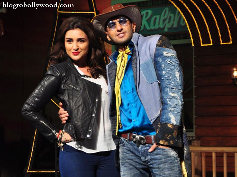 Ranveer Singh and Parineeti Chopra may get together for Shimit Amin's next movie
