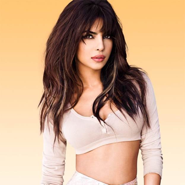 Priyanka Chopra at no. 5
