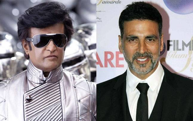 Even Rajinikanth Wishes Good Luck To Akshay Kumar For Rustom