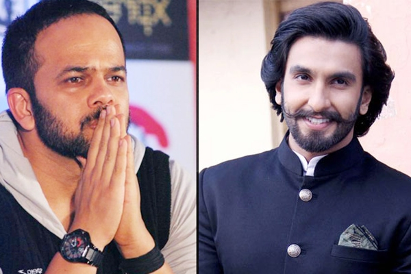 Ranveer Singh And Rohit Shetty To Come Together For A Film